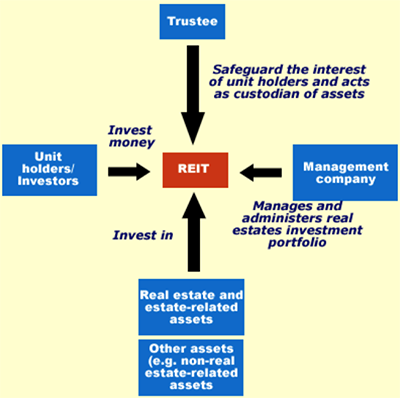 how to start a reit company