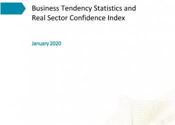 Turkey: Business Tendency Statistics and Real Sector Confidence Index - January 2020